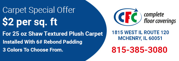 carpet special offer