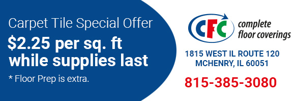 carpet tile special offer